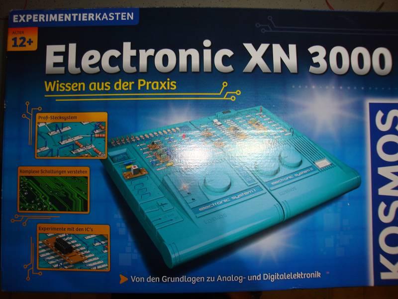 DAS EXPERIMENTIERKASTEN-BOARD • Thema anzeigen - Kosmos XN 3000 ...